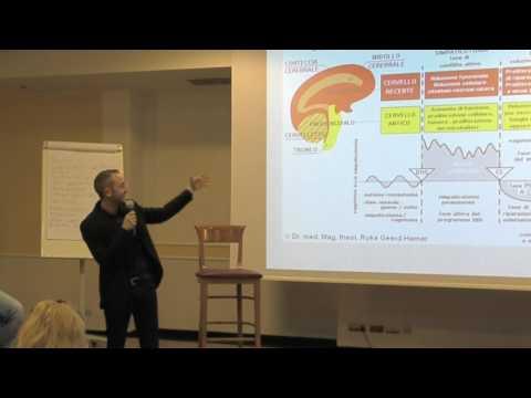 Simposio 5LB - Terza legge biologica -  dottor Gabriele Bovina e Paolo Sanna