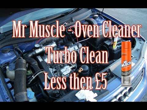 Mr Muscle Audi A3 Tdi Turbo Clean - Cheap Fix