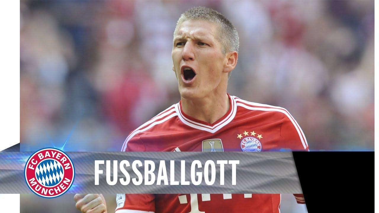 Bastian Schweinsteiger Fußballgott