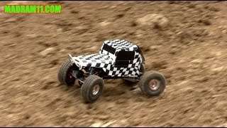 RC ROCK BOUNCING INVADES DIRTY TURTLE OFFROAD PARK