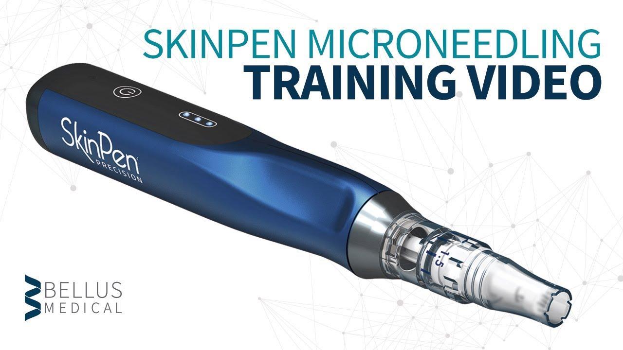 SkinPen Microneedling Training Video | Bellus Medical