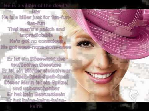 Criminal - Britney Spears (Übersetzung+Lyrics)