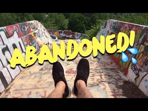 ABANDONED & HAUNTED WATER PARK | WET N' WILD | PRUDHOMMES LANDING | Daniel Coz