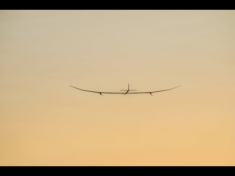 BAE Systems PHASA-35 - solar powered unmanned aircraft - first flight