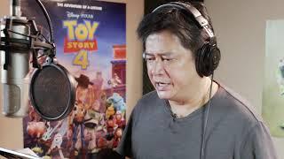 Disney and Pixar's Toy Story 4 ทอย สตอรี่ 4 | ผู้ให้เสียงพากย์ภาษาไทยวู้ดดี้และบัซ ไลท์เยียร์