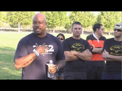 NMFL and DCNM, COPE Football Challenge 2012 nfl Cato June IATSE480.wmv