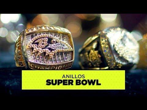 Super Bowl: los anillos más codiciados del planeta football