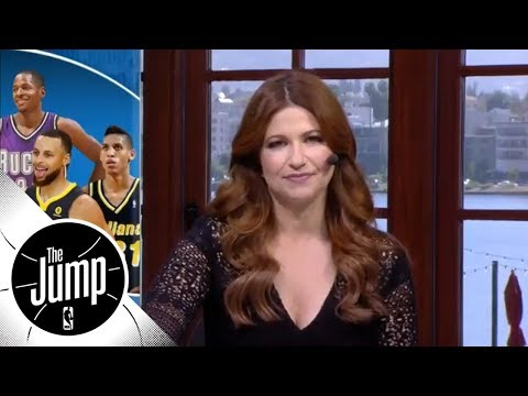 Rachel Nichols: Steph Curry's impact greater than awards can measure  The Jump  ESPN