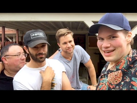 Fun On Set of The Valley Drowner  Around The Town Vlog