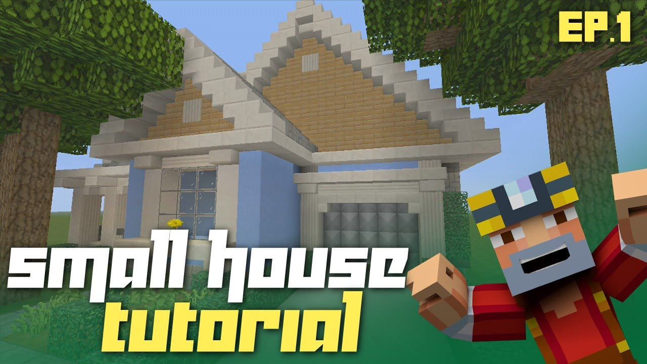 Minecraft Xbox 360 How To Build A Small House Part 1