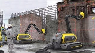 Amazing Modern Construction Technology !