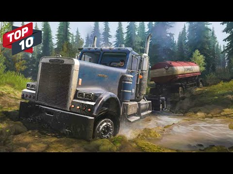 Top 10 Best Off-Road Driving Simulator Games For Android 2019
