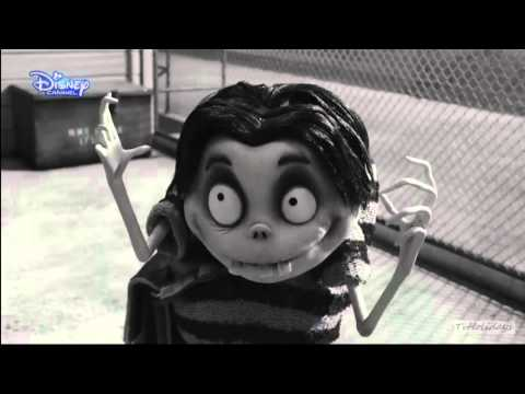 Disney Channel HD Poland Halloween Advert 2015 hd1080