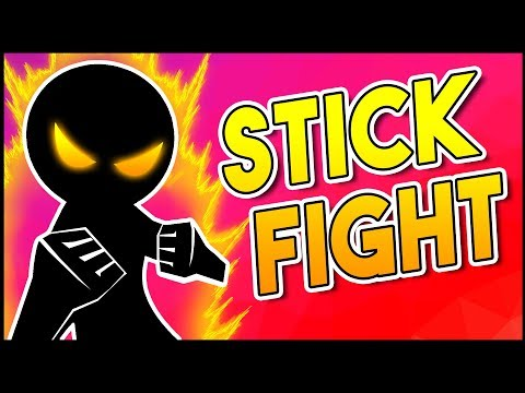Stick Fight - SNAKES EVERYWHERE & TELEPORTING STICK FIGURES - Totally Accurate Stick Fight Simulator