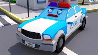 Les Voitures de la Ville - Apprenons en plus sur les voitures de police