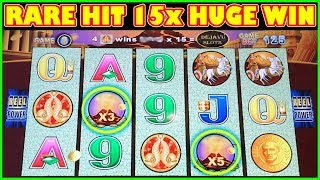 WILL THIS GAME EVENTUALLY PAY ❗️? 🤯 HUGE WIN RARE 15x MULTIPLIER 🤯 POMPEII 👉🏻 Dejavu Slots
