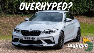 Am I The Only Person Who Doesn't Love The BMW M2 Competition?
