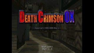 Death Crimson OX Arcade