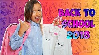 РАЗВЕ ЭТО можно в школу? Back TO SCHOOL 2018/Выбираю Одежду Для Школы