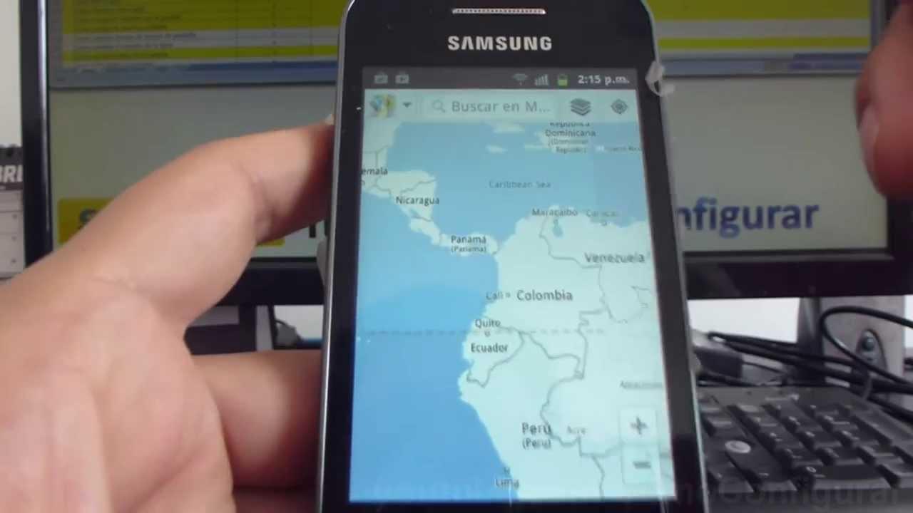 Como localizar meu celular samsung galaxy ace mini