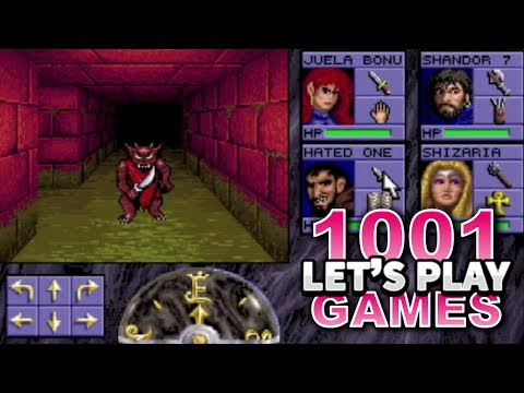 Eye of the Beholder (DOS) - Let's Play 1001 Games - Episode 205