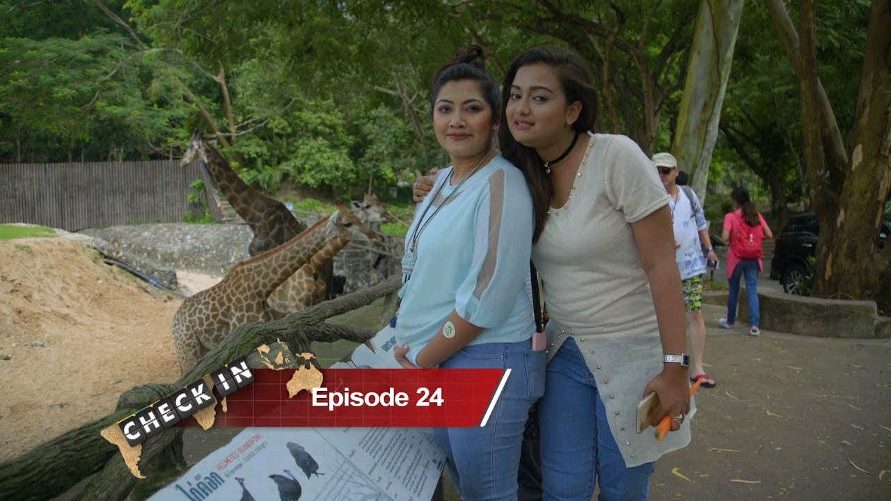 Travel Show: Check In - Episode 24 | Travel show 2019 | Tourism in Bangkok