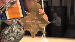 British Waterloo & 5 Bar MGS Medals Pair | Militaria Auction | Appraise Military Antiques