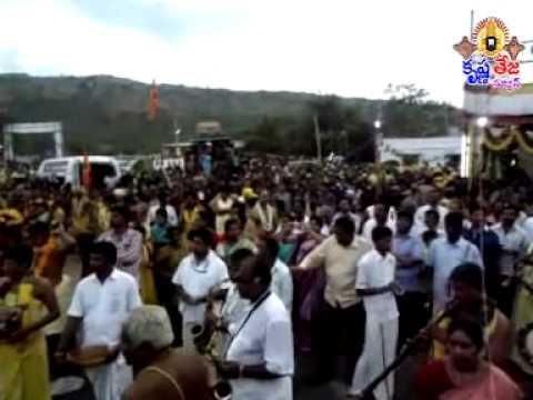 27-7-15 Tirupati Krishnateja News