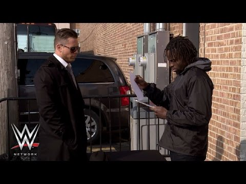 Swerved season 2 extra: The Miz reveals how he pranked security