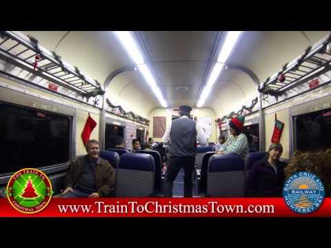 Train to Christmas Town 2013 - Recap Video: A Season of Joy!