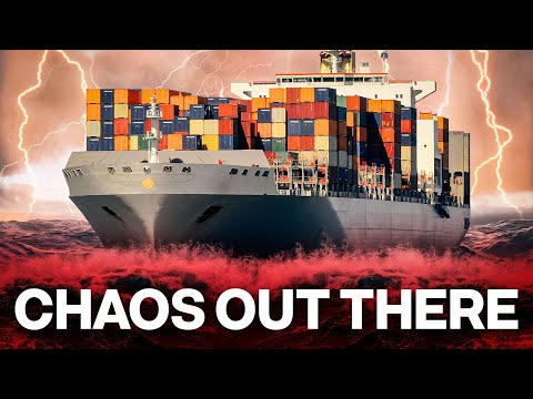 Shipping Crisis Gets Crazy – 65 Container Ships Get Stuck At California Ports And Shortages Soar