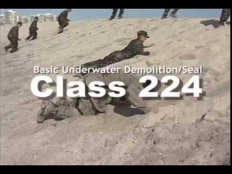 BUD/S TRAINING - CLASS 224