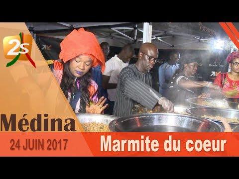 CLÔTURE MARMITE DU COEUR 2017-  MÉDINA