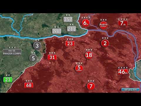Budapest 44: The Siege Of Buda (December 44 - February 45)