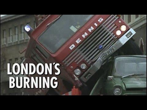 Fire Appliance Crash | London's Burning (1988)