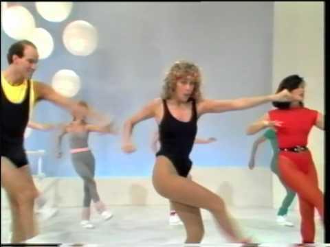 Sydne Rome - Aerobic Fitness Dancing