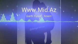 Sami Yusuf - Anam qisa video instagram