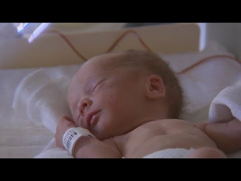 U.S. birthrate at lowest level in 30 years