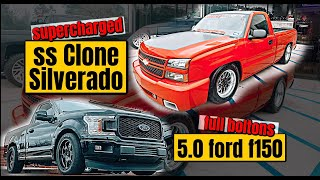 INSTALLING CALTRACS ON FORD F-150! REMACH VS SS CLONE!!