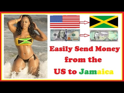 Send Money Easily from the US to Jamaica