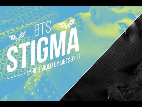 BTS (V) - Stigma Lyrics [ENG/KOR]