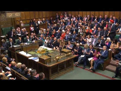 Watch Again: Wednesday In Parliament - MPs Reject Boris Johnson's Call For An Early General Election