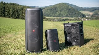 Download JBL Partybox 1000 - outdoor sound demo Mp3 and Videos