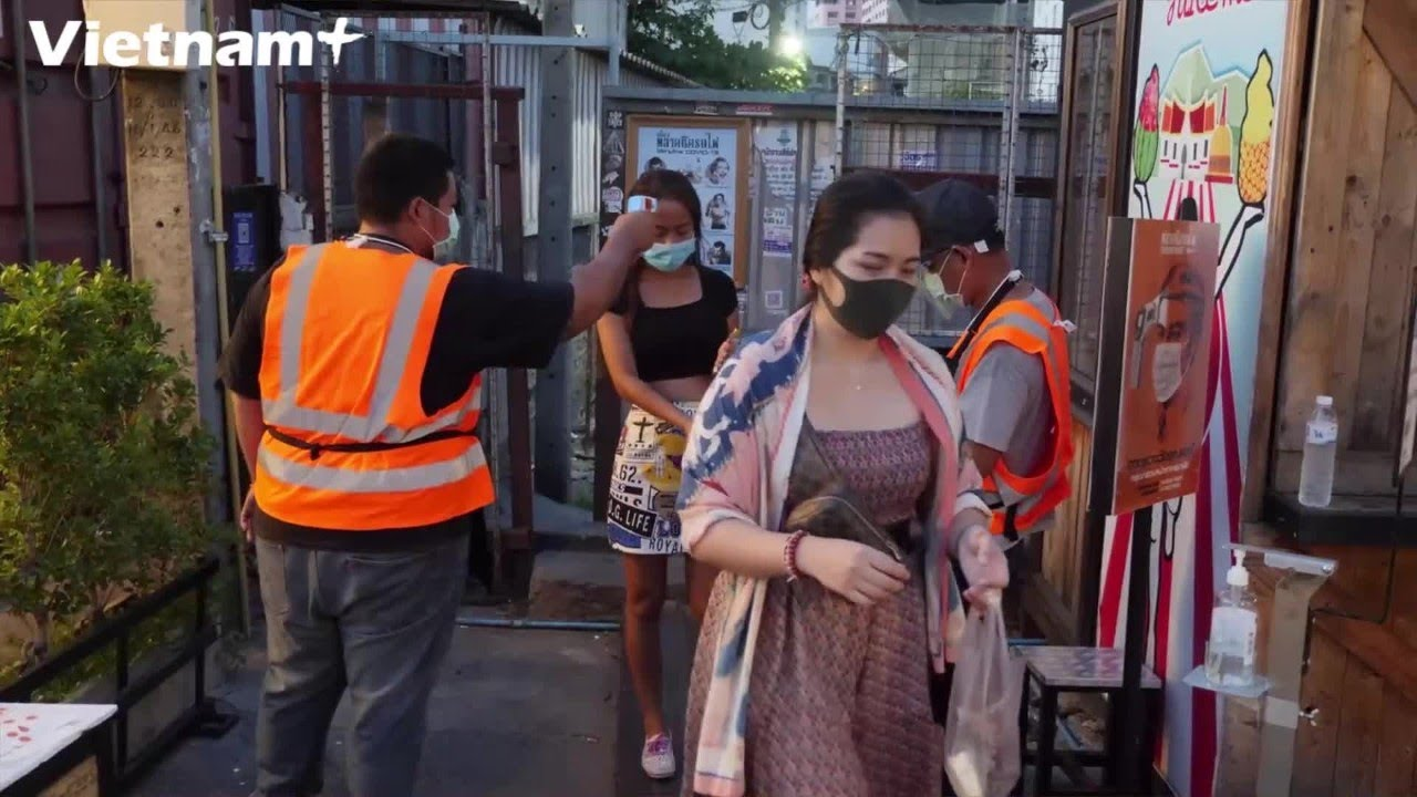 Thái Lan rút ngắn thời gian áp đặt lệnh giới nghiêm vào ban đêm