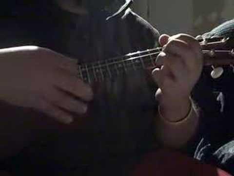 The Boxer - Simon and Garfunkel (ukulele cover)