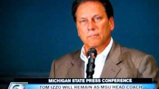 Part 2 Tom Izzo and Lynn Henning (Detroit News)