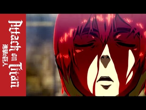 Attack On Titan – Opening Theme 2 – Jiyuu No Tsubasa