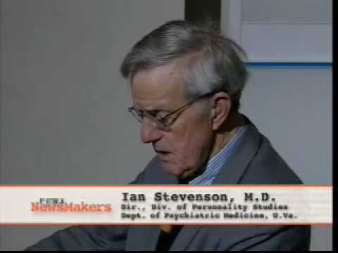 Scientific Evidence for Reincarnation by Dr Ian Stevenson