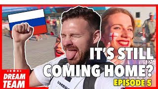 ENGLAND 0-1 BELGIUM | RORY IN RUSSIA VLOG - EPISODE FIVE