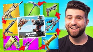 Fortnite's GUN GAME Mode is BACK!